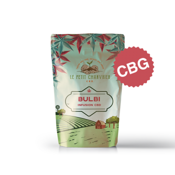 Bulbi Infusion De CBG - Fleur CBD - Le Petit Chanvrier