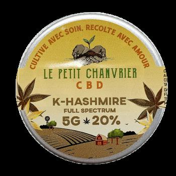 K-hashmire CBD Solide 20% - Fleur CBD - Le Petit Chanvrier